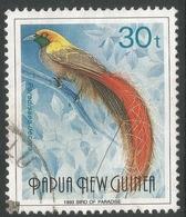 Papua New Guinea. 1991 Birds Of Paradise. 30t Used. SG641 - Papua New Guinea