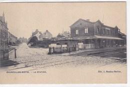 Belgique - Courcelles-Motte - La Station - Courcelles