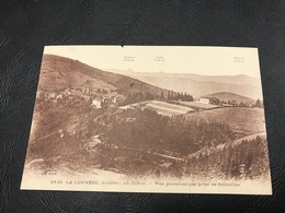 8149 - LA LOUVESC Vue Panoramique Prise De Rochelipe - 1930 - La Louvesc