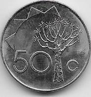 Namibie - 50 C - 1993 - Namibië