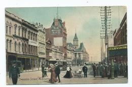 Australia Melbourne Swanston Street Used Not Posted - Melbourne