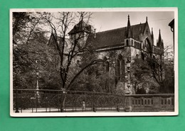 Allemagne Deutschland  Zweibrueken Zweibruken Deux Ponts Katolische Kirche ( Format 9cm X 14cm ) - Zweibruecken