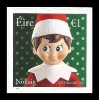Ireland 2018 Mih. 2288 Christmas. Elf On The Shelf MNH ** - 1949-... Republic Of Ireland