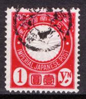 Giappone 1888 1y. Y.T. 86 O/Used VF/F - Oblitérés