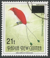 Papua New Guinea. 1994 Surcharges. 21t On 45t Used. SG755 - Papua New Guinea
