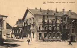BELGIQUE - LUXEMBOURG - HOUFFALIZE - Hôtel Des Postes Et Du Luxembourg. - Houffalize