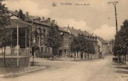 BELGIQUE - LUXEMBOURG - HOUFFALIZE - Place Du Marché. - Houffalize