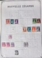 1964/1915: NEW ZEALAND-NOUVELLE ZÉLANDE - Ancient Collection - Briefmarken