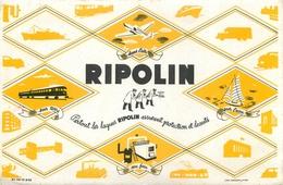 Buvard Ancien LAQUES RIPOLIN - Parfums & Beauté