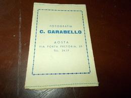 B712   Aosta Fotografia Garabello - Non Classificati
