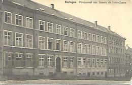 CPA / AK / PK   -  BASTOGNE  Pensionnat Des Sœurs De Notre-Dame - Bastogne