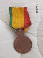 Ethiopia: Eritrea Medal 1962 - Medallas Y Condecoraciones