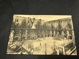 286 - ROUEN Palais De Justice (Ensemble) - 1930 Timbrée - Rouen