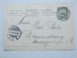 KAMERUN , Ansichtskarte Mit Stempel PLANTATION  1906 - Kolonie: Kamerun