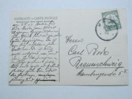 KAMERUN , Ansichtskarte Mit Stempel KRIBI  1907 - Kolonie: Kamerun