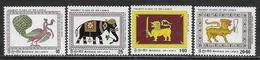 Timbres De Sri Lanka Neufs Sans Charniére, MINT NEVER HINGED - Sri Lanka (Ceylan) (1948-...)
