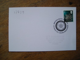 2013 British Automobile Legends Malvern, Angleterre  (Usine Morgan Factory) - Storia Postale