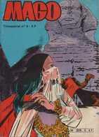 MAGO N° 5 BE JEUNESSE ET VACANCES  03-1981 - Petit Format