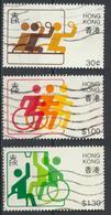 °°° HONG KONG - Y&T N°398/400 - 1982 °°° - 1997-... Región Administrativa Especial De China