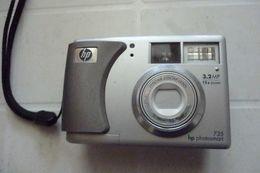 HP PHOTOSMART 735 3.2 MP 15X ZOOM MACCHINA FOTOGRAFICA DIGITALE - Appareils Photo