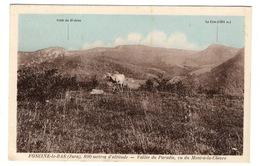 39 JURA - FONCINE LE BAS Vallée Du Paradis, Vu Du Mont-à-la-Chèvre - Francia