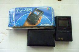 CASIO LCD COLOR TELEVISION TV 410 PAL ANALOGIC FUNZIONANTE Utenti Esperti - Altre Collezioni