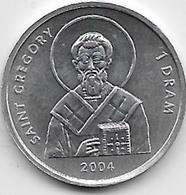 Nagorno Karabakh - 1 Dram - 2004 - Monnaies