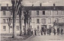 ARGENTAN - Collège Mézeray - Hôpital Temporaire N°1 - Animé - Argentan