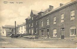 CPA / AK / PK   -  LIGNY  La Poste ( Commerce , Oldtimer ) - Sombreffe