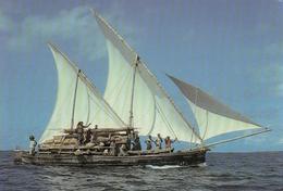 Maldives - Batheli Sailing Boat 1991 Stamp - Maldives