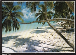 Maldives - Sandy Beach 1991 Stamp - Maldives
