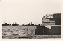 Militaria : ARROMANCES - ST COME-de-FRESNE - ASNELLES  : Calvados : Port Winston : Guerre 1939-45 ( CPSM Photo. Vérit. ) - Weltkrieg 1939-45