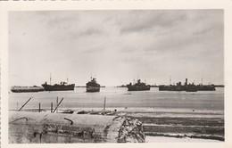Militaria : ARROMANCHES - ST COME-de-FRESNE - ASNELLES  : Calvados : Port Winston : Guerre 1939-45 ( CPSM Photo. Vérit.) - Weltkrieg 1939-45