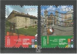 Portugal 2017 Lisboa Capital Ibero Americana Da Cultura - Culturas