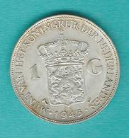 Dutch East Indies - 1 Gulden - 1943 D (KM330) - [ 4] Colonies