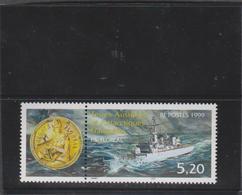 """TAAF 1 Neuf Xx N°YT 241 - Bateau """"Le Floréal"""" - Schiffe"""