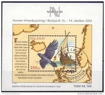 IJsland 2003 Blok Nordia 03 GB-USED. - 1944-... Republique
