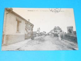 95 ) Gonesse - Les Charmette - Avenue Constant Coquelin - Année 1914 - EDIT- Gallemant - Gonesse