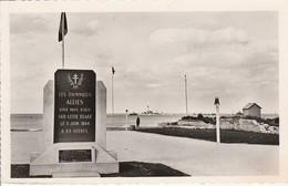 Militaria : HERMANVILLE-PLAGE : Calvados : Sword Beach : Guerre 1939-45 ( CPSM Photo. Vérit. ) - Weltkrieg 1939-45