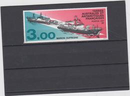 """TAAF 1 Neuf Xx N°YT 215 - Bateau Le """"Marion Dufresne"""" - Schiffe"""