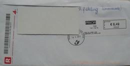 België 2019 DBH Le Livre D'Or 1040 - PRIOR In Zwart Kader (omslag Gesneden) - Postage Labels