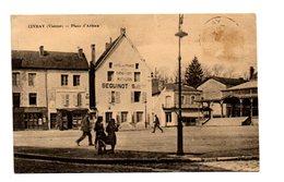 D 86 CIVRAY .place D'armes - Civray