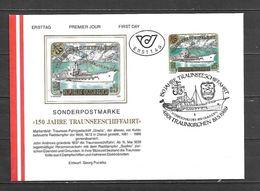 1989 - N. 1787 SU BUSTA CON ANNULLO PRIMO GIORNO (CATALOGO UNIFICATO) - FDC