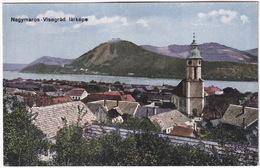Nagymaros - Visegrád Látképe - Hongarije