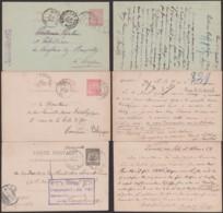TUNISIE 3 EP DE TUNIS VERS  BELGIQUE 2, 1 ALLEMAGNE (6G20271) DC-1678 - Tunisia (1888-1955)