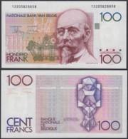 Billet De 100 Francs - Hendrik Beyart - Neuf ( FDC) (DD) DC1723 - [ 2] 1831-... : Royaume De Belgique