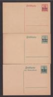 BELGIQUE LOT DE 5 EP NEUF PREMIERE GUERRE (AIX2703) DC-2703 - Stamped Stationery