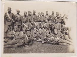 SERBIA,  KINGDOM OF YUGOSLAVIA  -- ARMY IN BOSNIEN, SARAJEVO,  VRACA  ~  S. R. O.  KADETTEN ~ 1930 ~  8,4 Cm X 6 Cm - Militaria