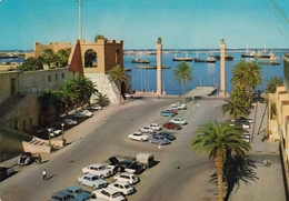 Libya Tripoli - Castle Square 1977 Nice Stamps - Libye