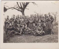 SERBIA, KINGDOM OF YUGOSLAVIA  -- ARMY IN  SARAJEVO,  VRACA  ~  S. R. O.  KADETTEN,  ~ 1929 ~  8,4 Cm X 6,8 Cm - Militaria